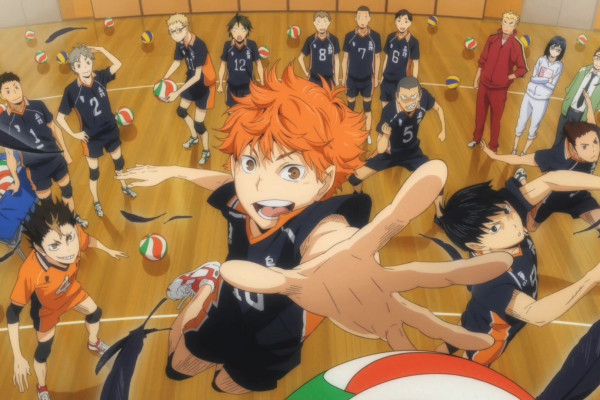 Haikyuu! S2, Labyrinth of Grisaia lined up for HEROtv this December