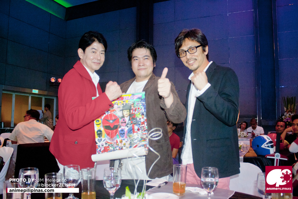 The lucky guy who bought a 1987 mint condition calendar for PHP16,100 (about USD363). (Photo from JM Melegrito / Anime Pilipinas)