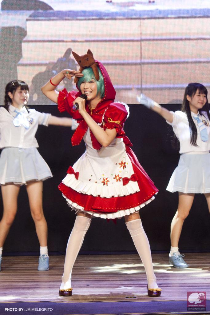 Cool Japan Festival 2015 - Alodia Gosiengfiao (Day 1)