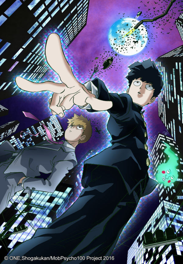© ONE, Shogakukan / Mob Psycho 100 Project 2016