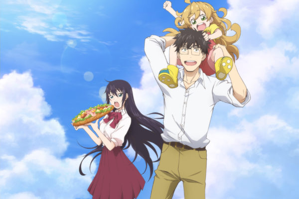 Sweetness & Lightning to premiere on Aniplus Asia this July