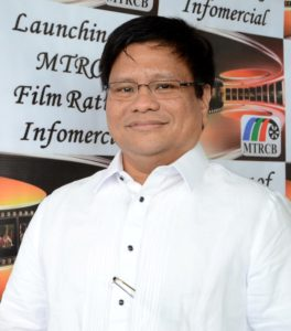 "MTRCB Chairman Eugenio ""Toto"" Villareal (Photo from Interaksyon.com)"