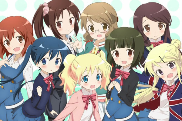 Hello!! Kin-iro Mosaic, two others lined-up for ANIMAX Asia in Q4 2016