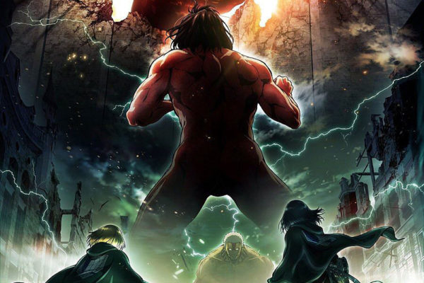 Attack on Titan S2 set for simulcast airing on ANIPLUS Asia