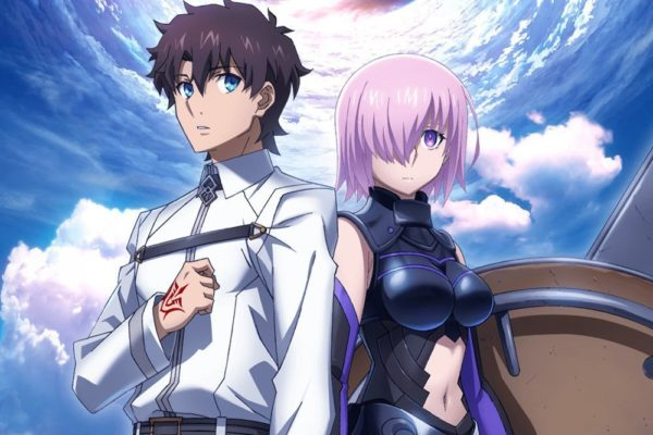 Fate/Grand Order -First Order- premieres on ANIPLUS Asia this New Year