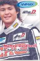 Initial D: Fourth Stage - Matteo Guidicelli