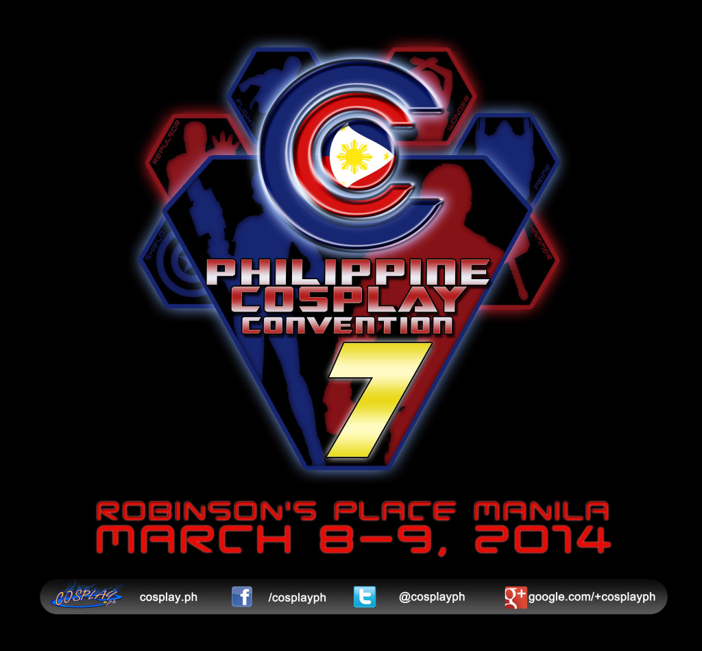 Teaser for the 7th Philippine Cosplay Competition. (Photo from Cosplay.ph website)