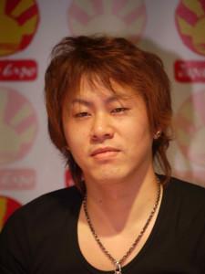 Hiro Mashima, during Japan Expo 2010 (Photo from Wikipedia)