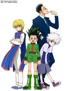 ©POT (Yoshiro Togashi) 1996-2011 ©VAP, NTV, Madhouse / Shueisha