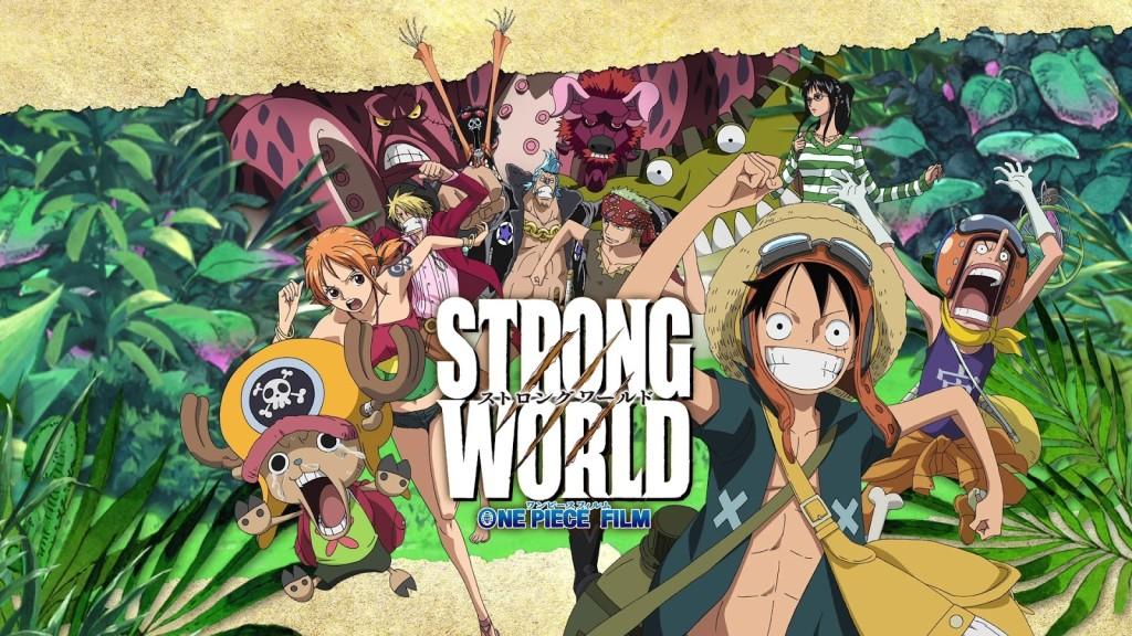 ONE PIECE FILM STRONG WORLD ©Eiichiro Oda / Shueisha ・ Fuji TV ・ TOEI Animation ©2009 ONE PIECE Production Committee