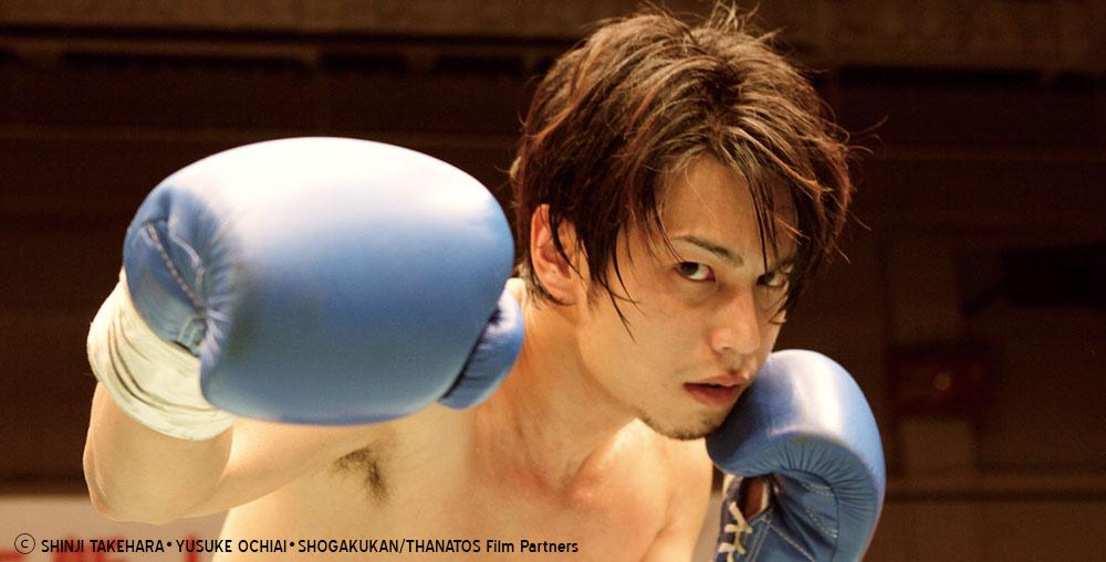 © SHINJI TAKEHARA ・YUSUKE OCHIAI ・SHOGAKUKAN/THANATOS Film Partner
