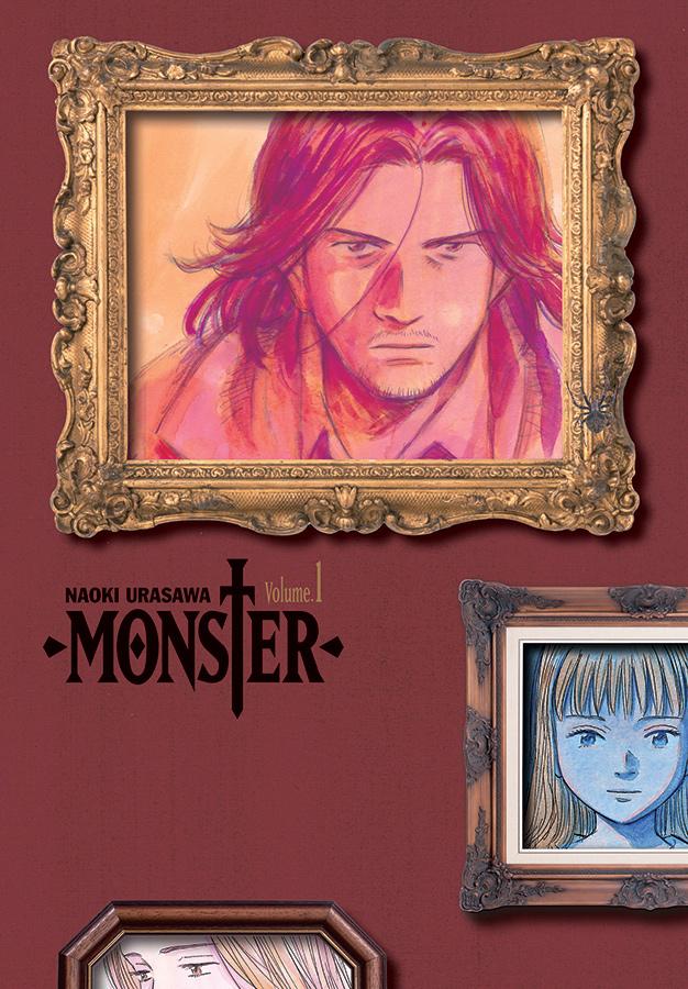 MONSTER KANZENBAN © 2008 Naoki URASAWA/Studio Nuts Story coproduced with Takashi NAGASAKI Original Japanese edition published by SHOGAKUKAN