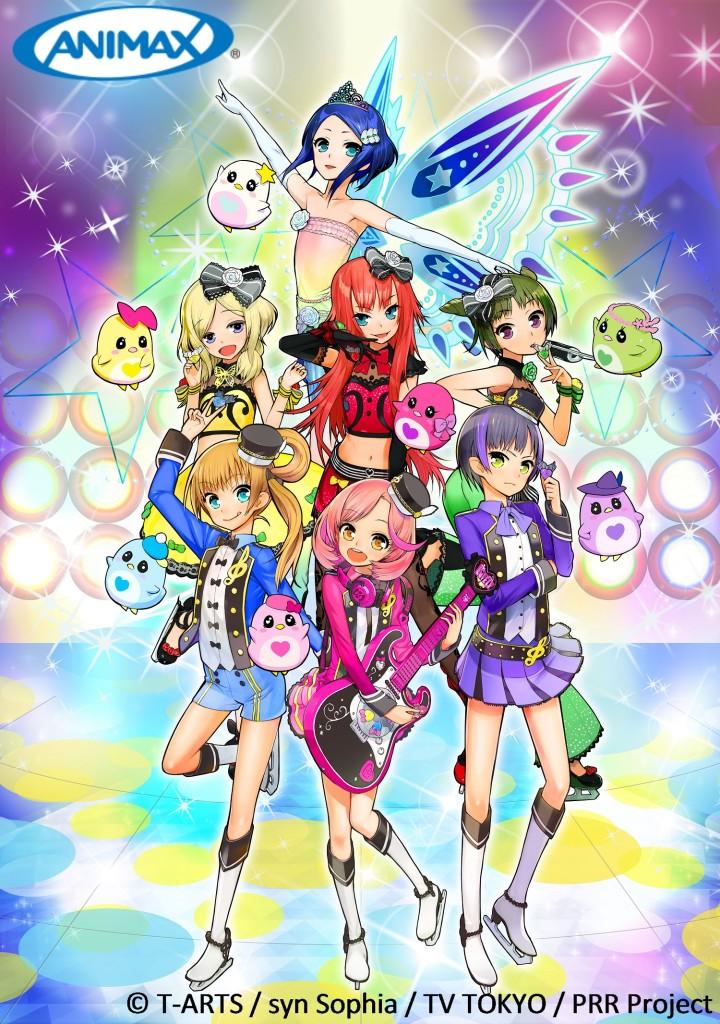 Pretty Rhythm - Rainbow Live