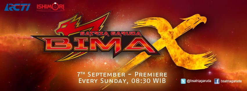 Photo from BIMA Satria Garuda's Facebook Page
