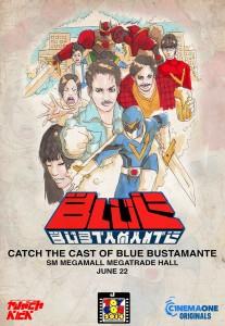 13th TOYCON PH: Blue Bustamante