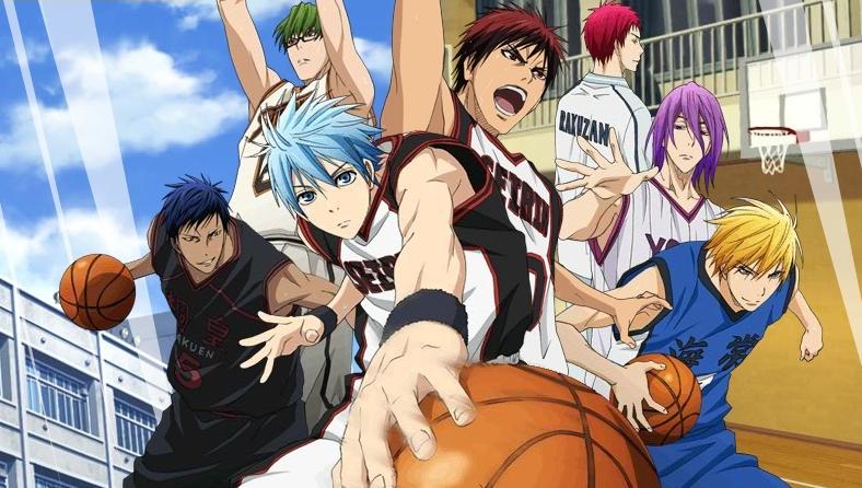 Аниме-фильм «Kuroko no Basket»