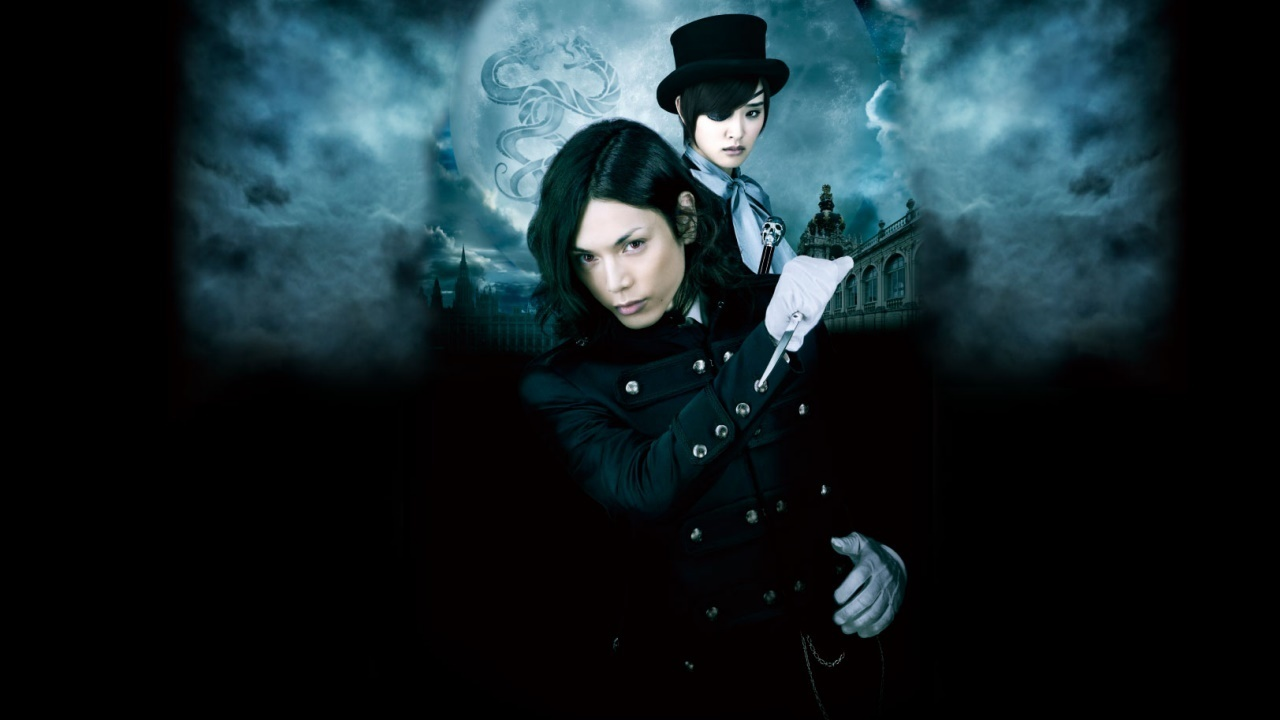 BLACK BUTLER The MOVIE Giving Suspense Thriller A Different Meaning