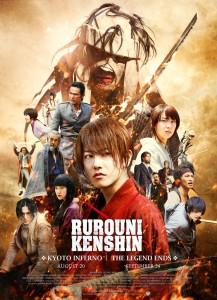 """© Warner Bros. Entertainment (JAPAN) © Nobuhiro Watsuki / SHUEISHA ©2014 """"RUROUNI KENSHIN"""" Production Committee"""