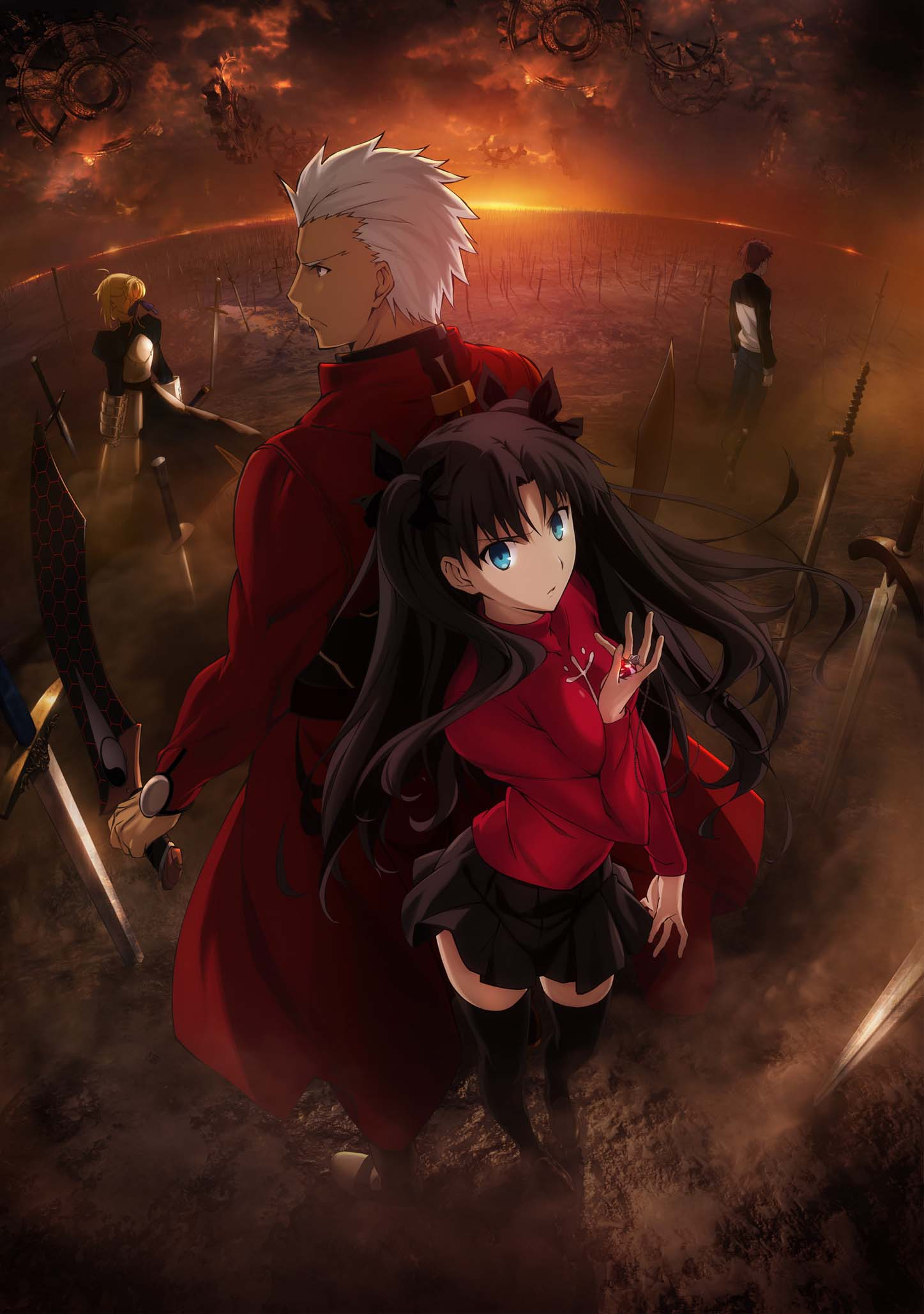 ©TYPE-MOON ・ufotable・FATE/STAY NIGHT Production Committee