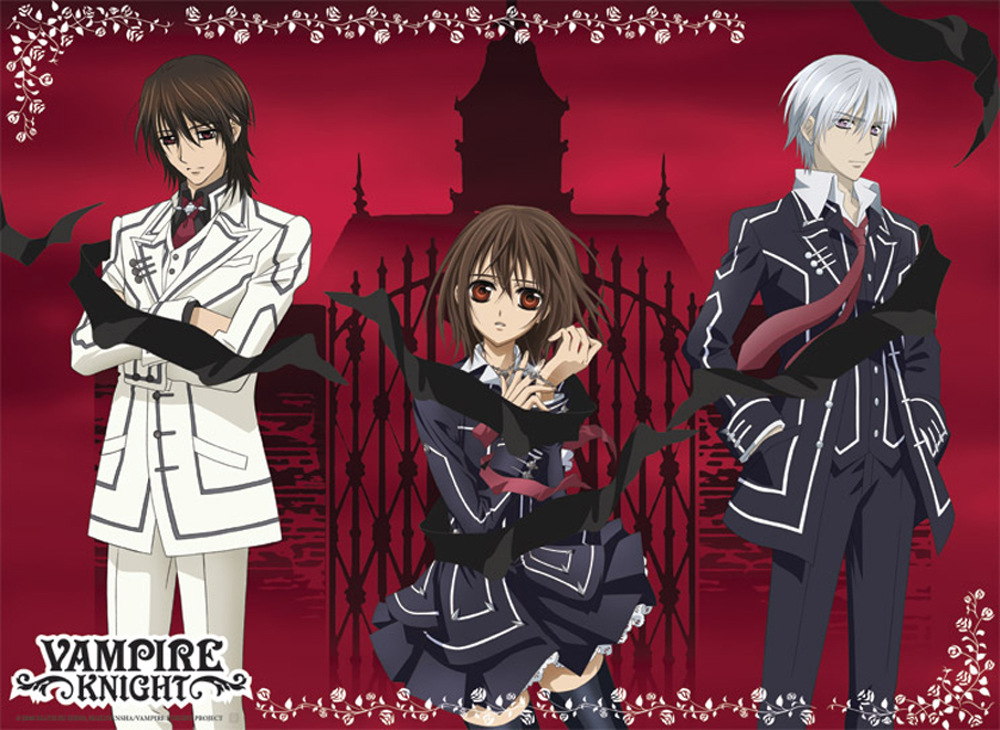 Viz Media Releases Vampire Knight The Complete Collection Anime Box Set