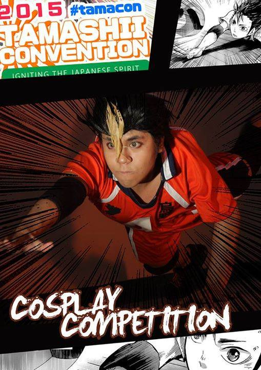 TAMASHII CONVENTION 2015 - Cosplay Competition