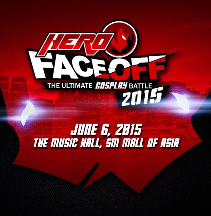 HERO Face-Off 2015 - poster