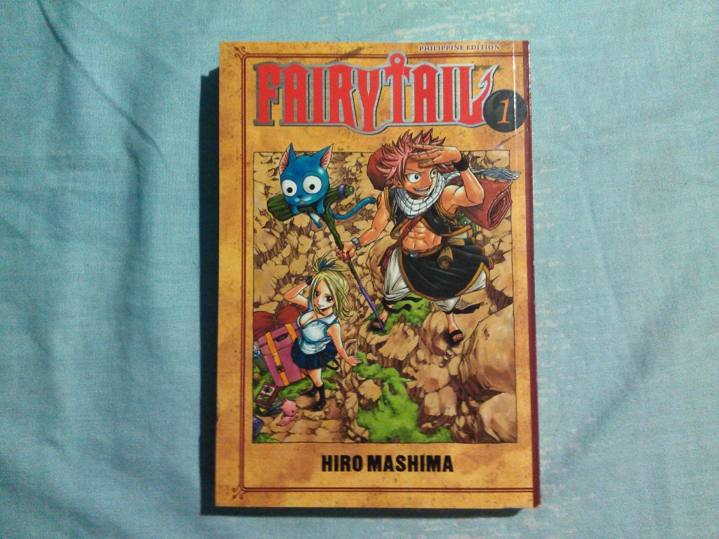 ©Hiro Mashima • KODANSHA. Published by VIVA-PSICOM Publishing Corp.