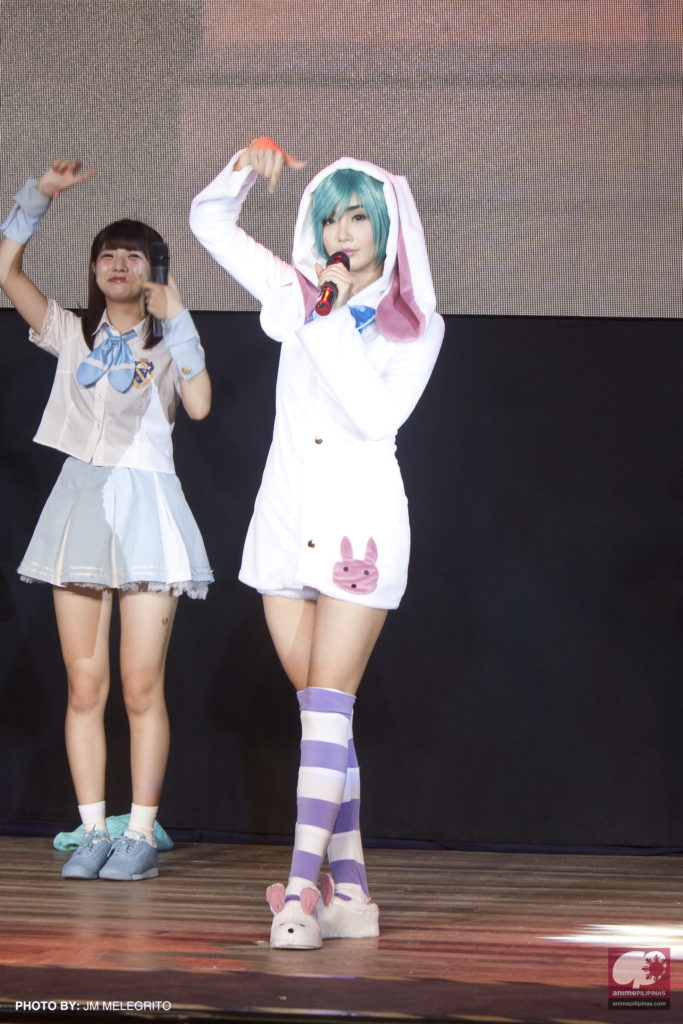 Cool Japan Festival 2015 - Alodia Gosiengfiao (Day 2)