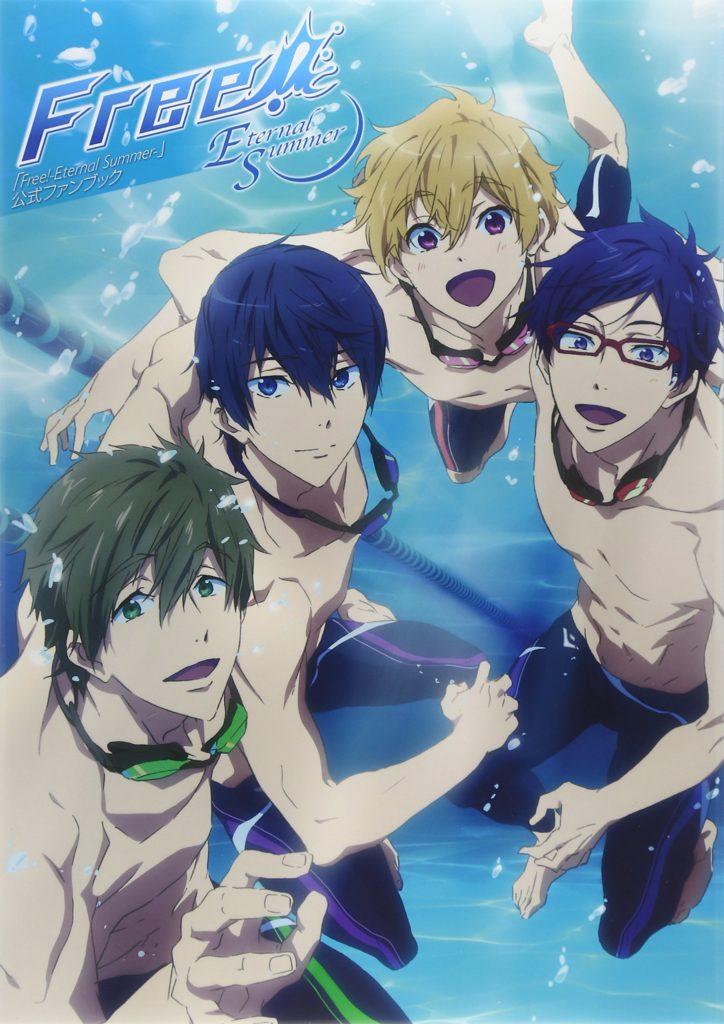 ©Kouji Ouji • Kyoto Animation / Iwatobi High School Swim Club