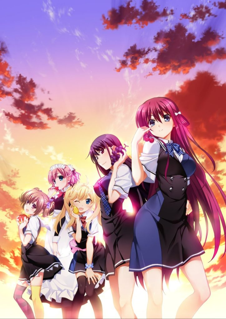 ©Frontwing/Project GRISAIA