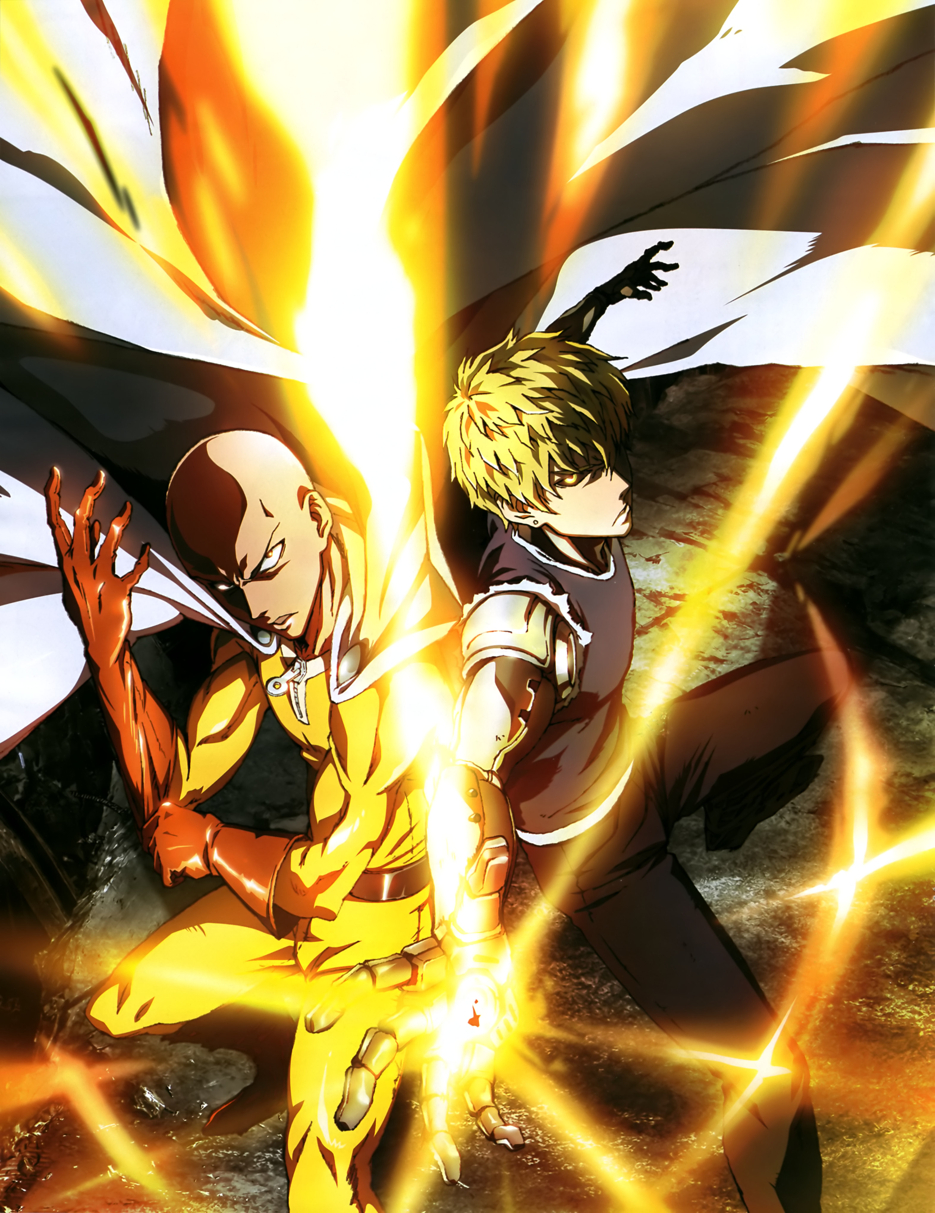 Hooq Adds Tagalog Dubbed One Punch Man To Streaming Lineup