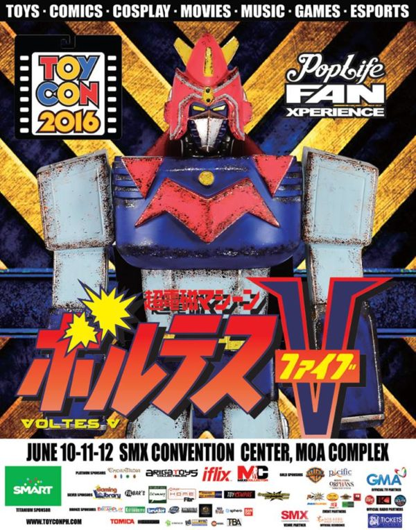 15th Philippine TOYCON + Pop Life FanXperience
