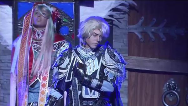 Screencap from Niconico