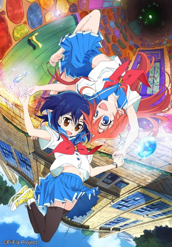 © Flip Flappers Project