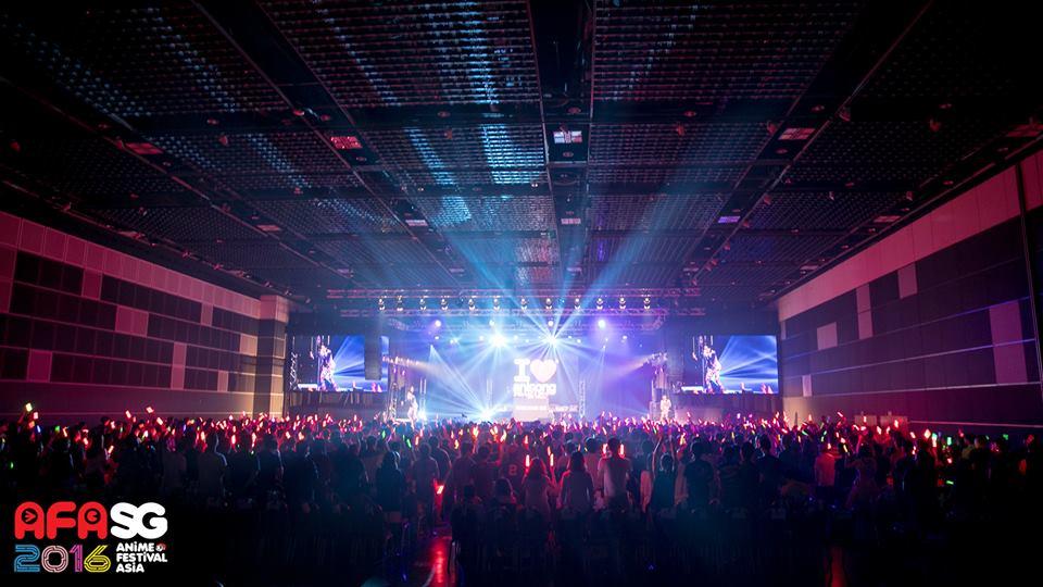 Anime Festival Asia Singapore 2016