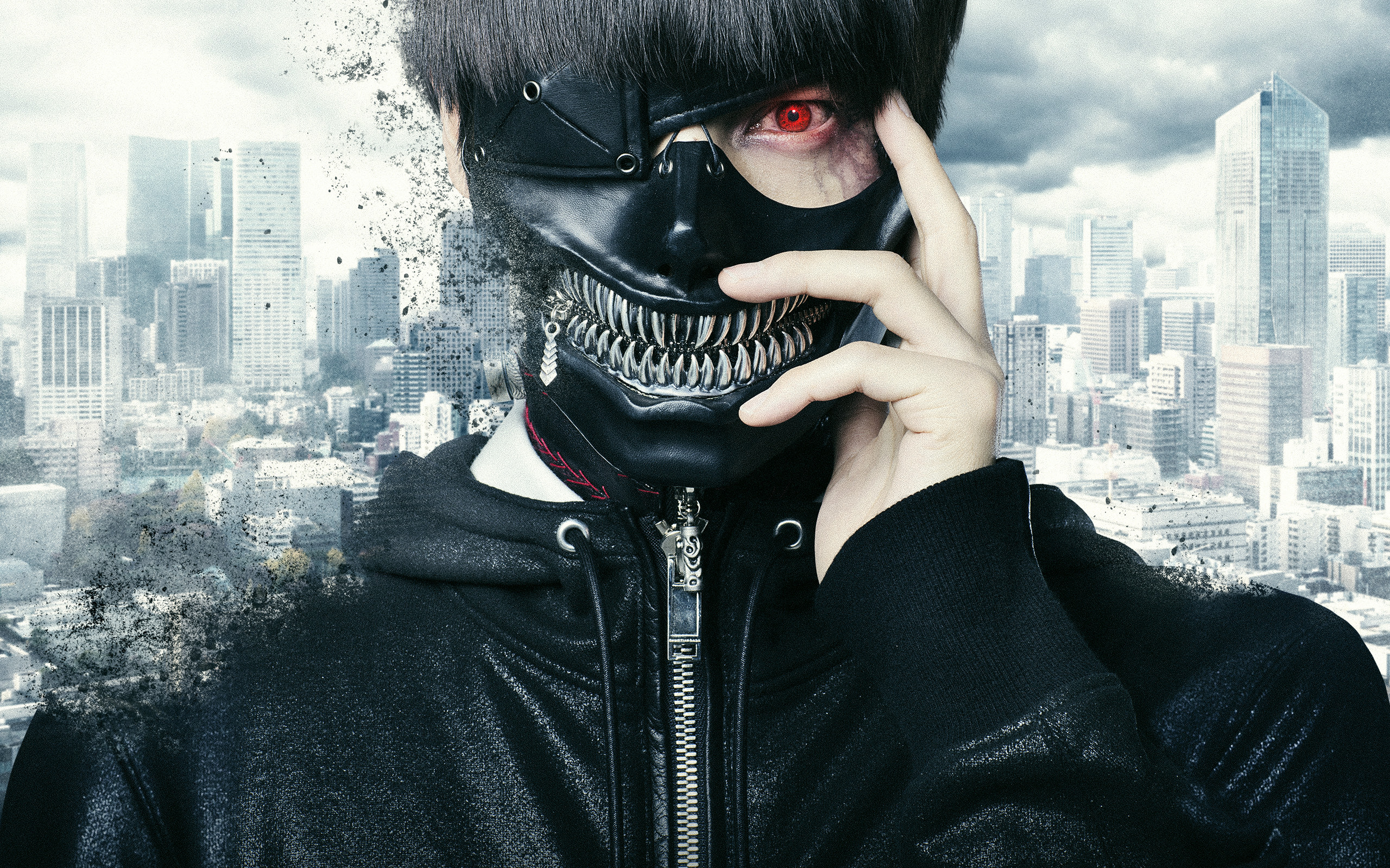 Tokyo Ghoul Live Action Stream