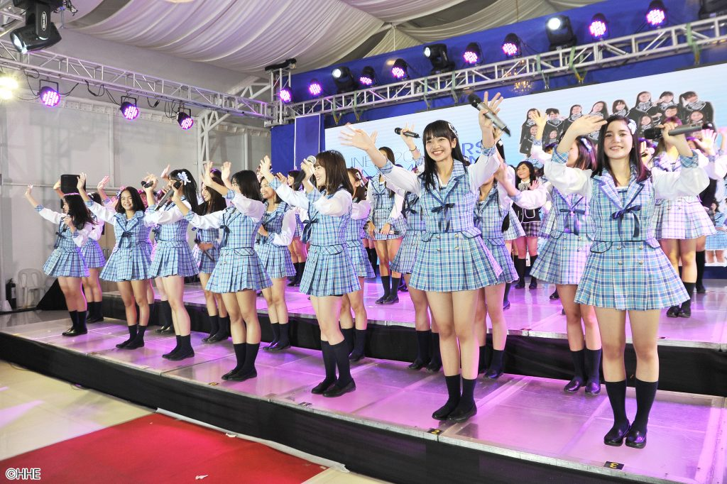 MNL48 performs Filipino-translated AKB48 Songs at First Fan Meet
