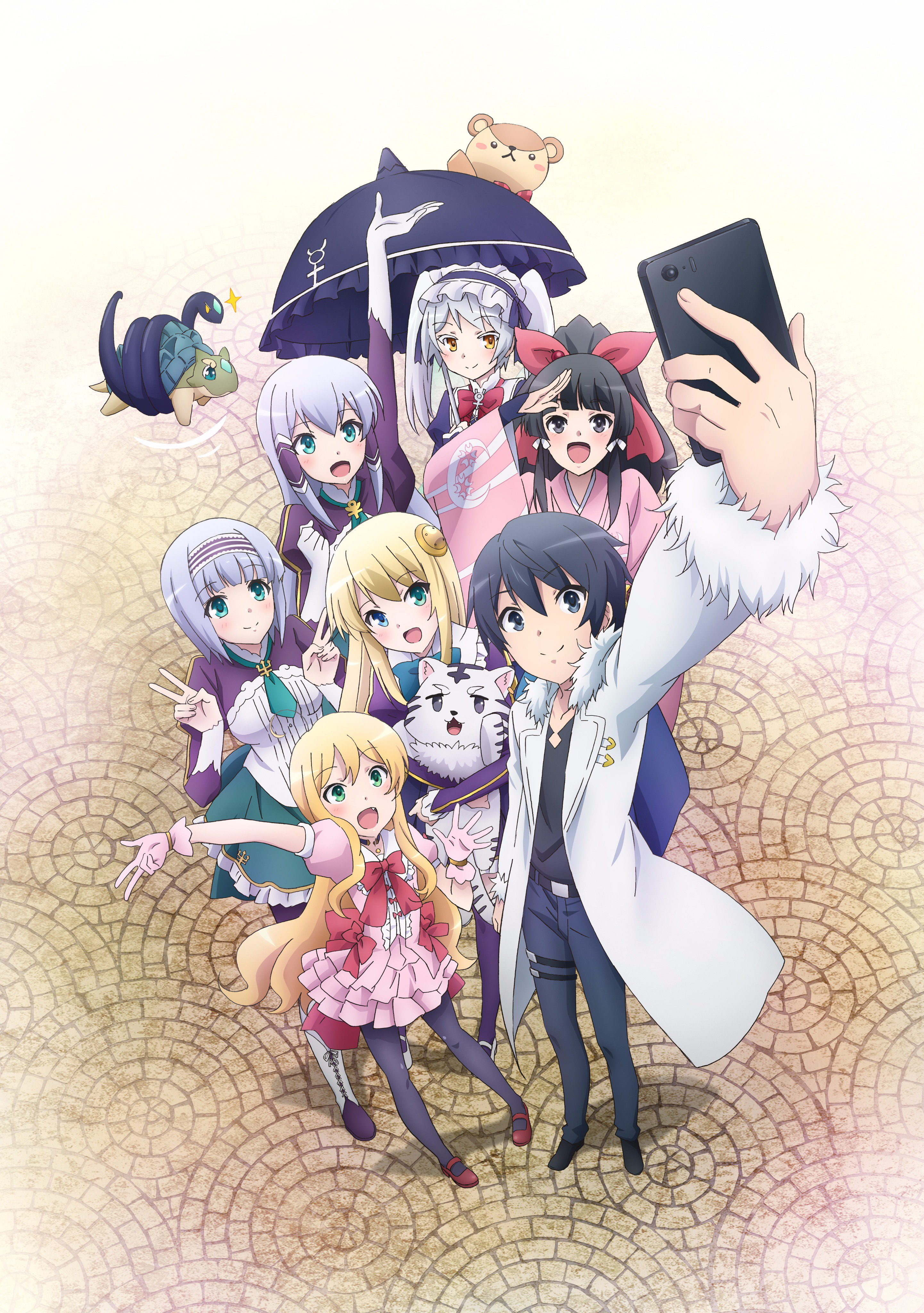 Animax Cartoon Wallpaper animax asia to air in another world with my smartphone