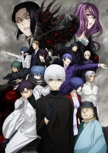 Netflix adds Second Part of Tokyo Ghoul:re to streaming line-up