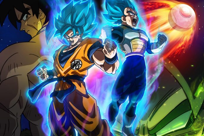 Dragon Ball Super Broly Anime Film To Be Screened Exclusively At Sm