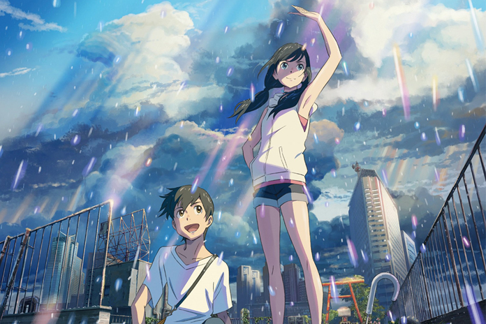 Pioneer Films Announces Weathering With You Anime Film S General Release On August 28