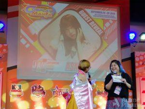 Announcement of Cosplay Mania '19 JAM performers - ASAKA