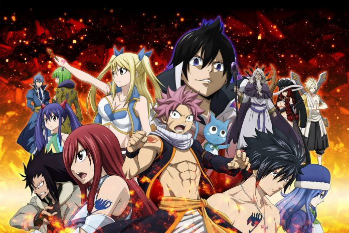 Quot Fairy Tail Quot Anime Series To End On The 328th Episode